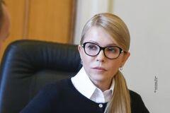 Тимошенко: згубна політика НБУ за чотири роки призвела до трикратної девальвації гривні та багатомільярдних втрат