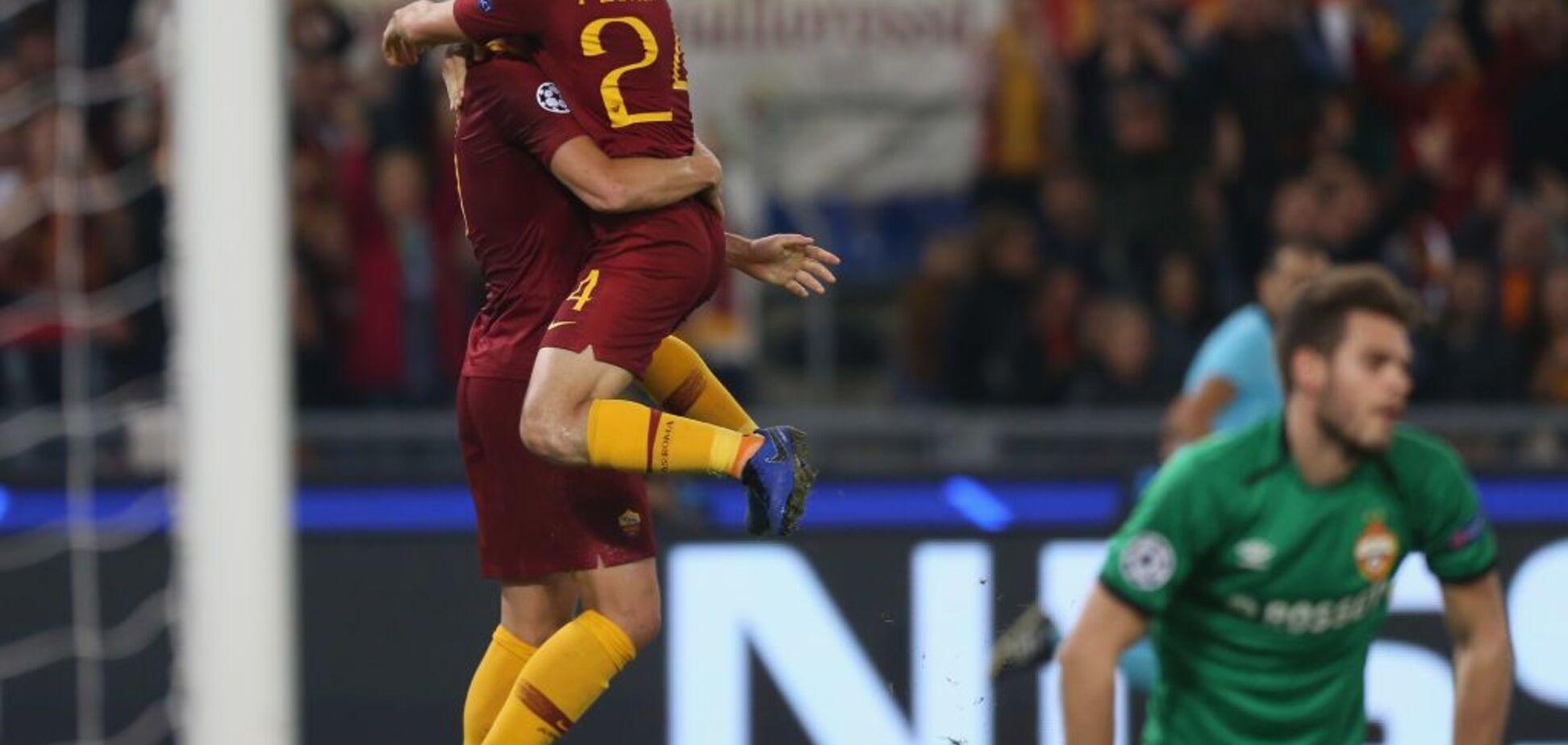Кошмар россиян в Риме: результаты Лиги чемпионов