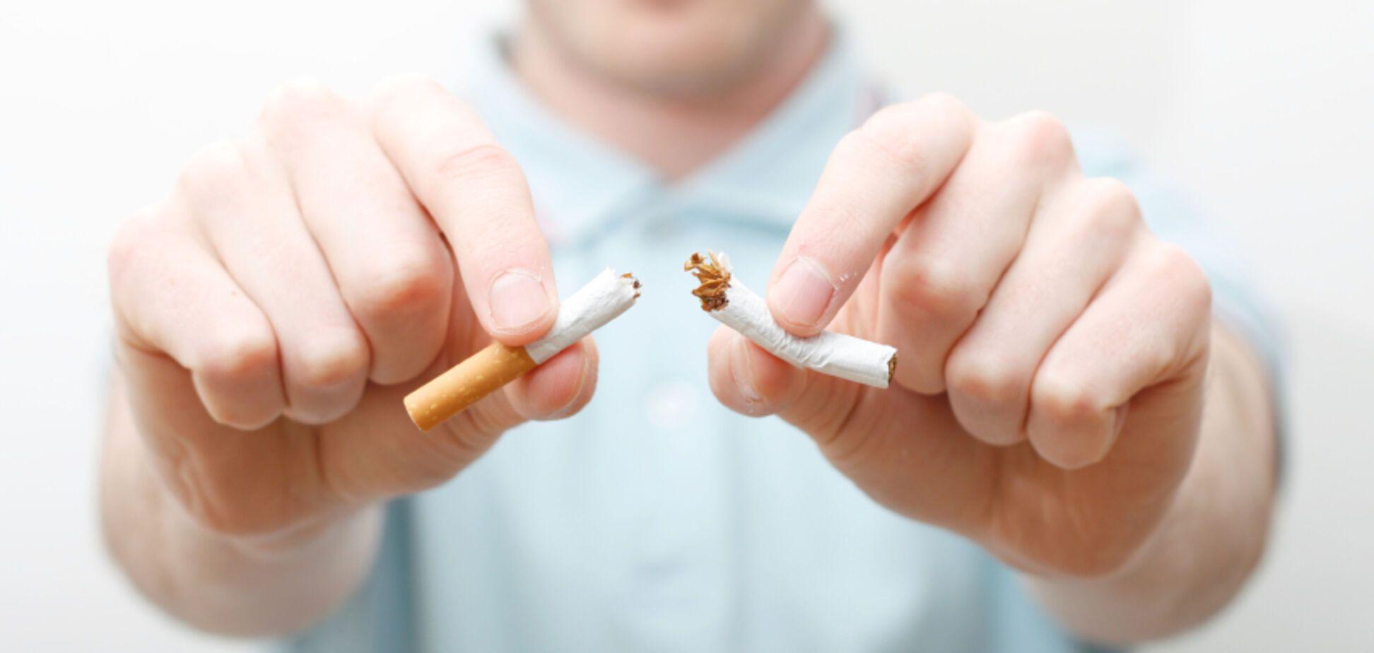 З'їдає нікотин: знайдений революційний спосіб боротьби з курінням