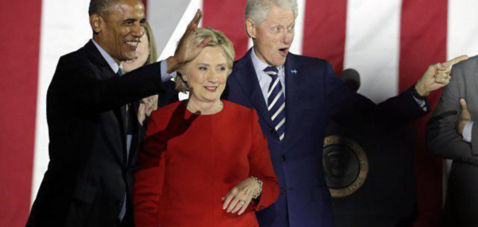 В США неизвестные пытались подорвать Обаму и Клинтонов