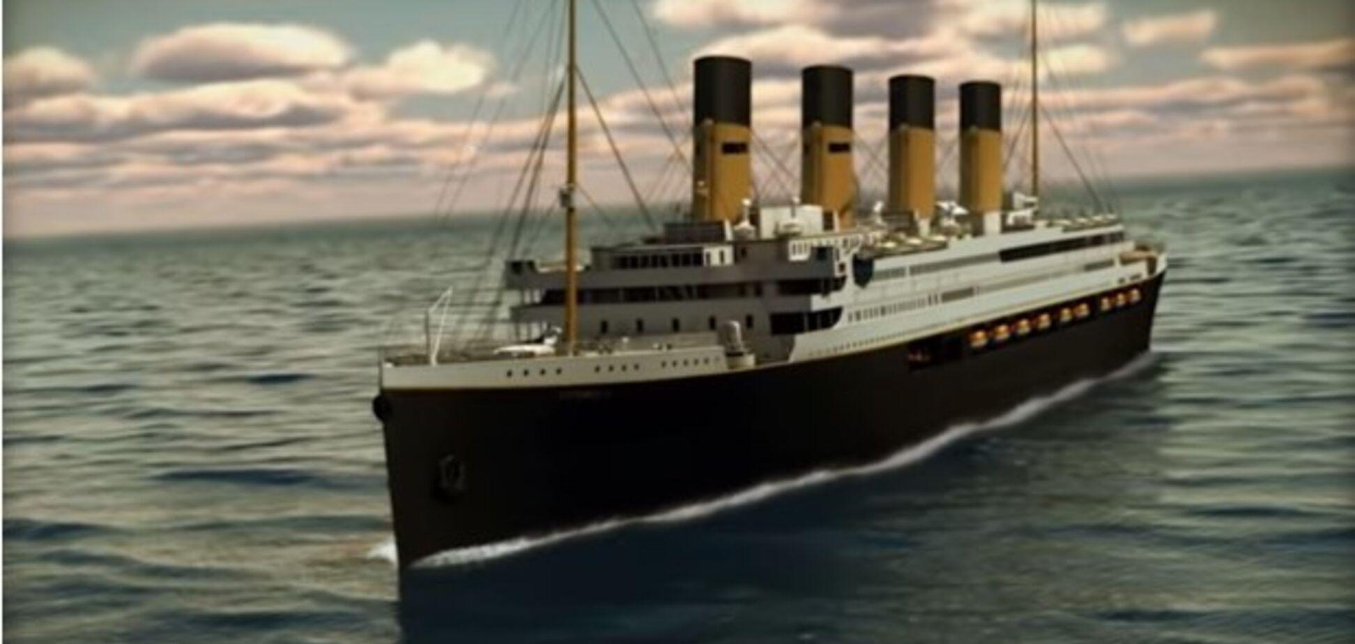 'Титанік' знову попливе: як це можливо