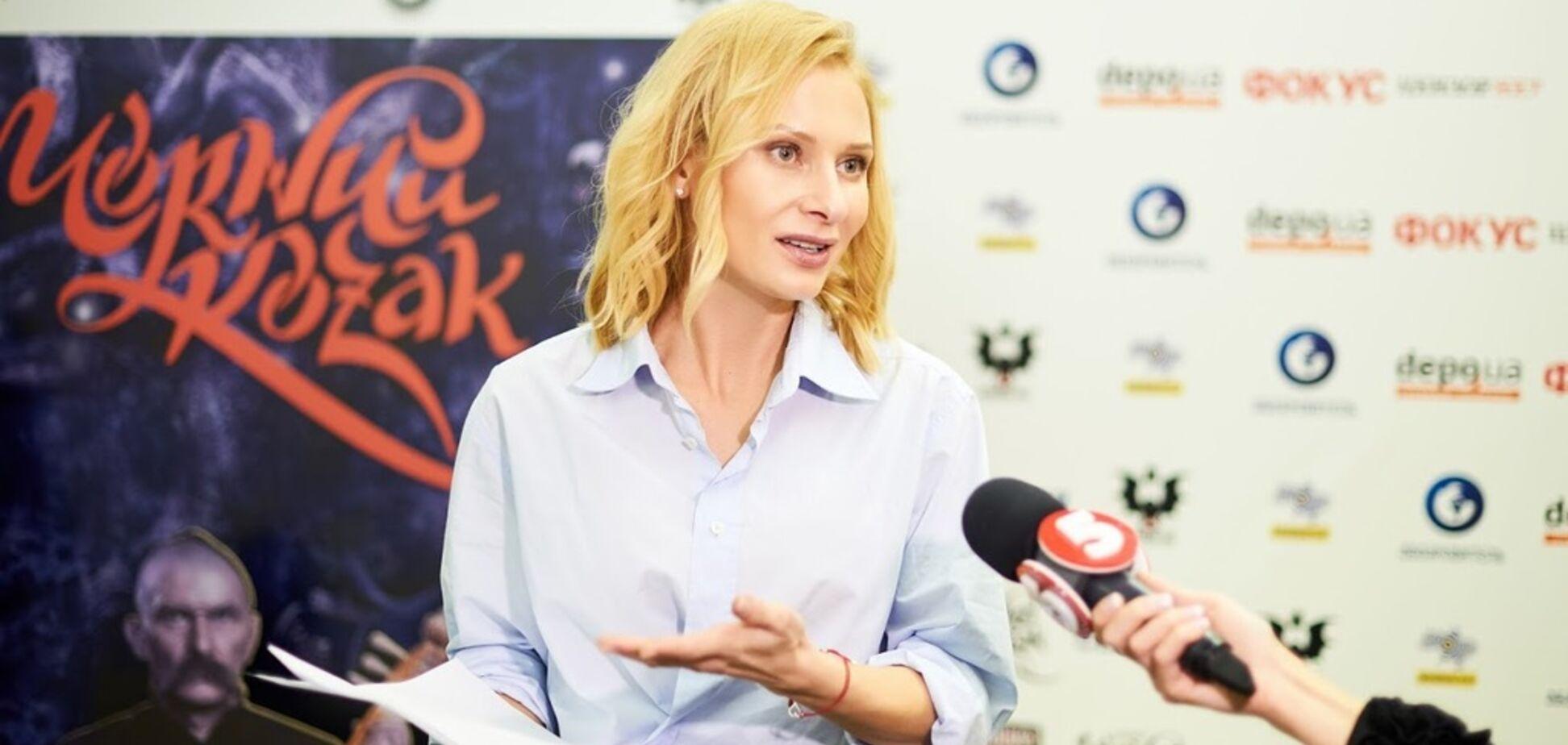 В Україні стартує показ містичного фільму 'Чорний Козак', який знімали 10 років