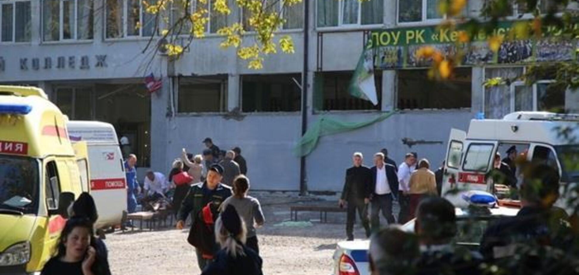 Скандал с ранеными в керченском теракте: в России нашли оправдание