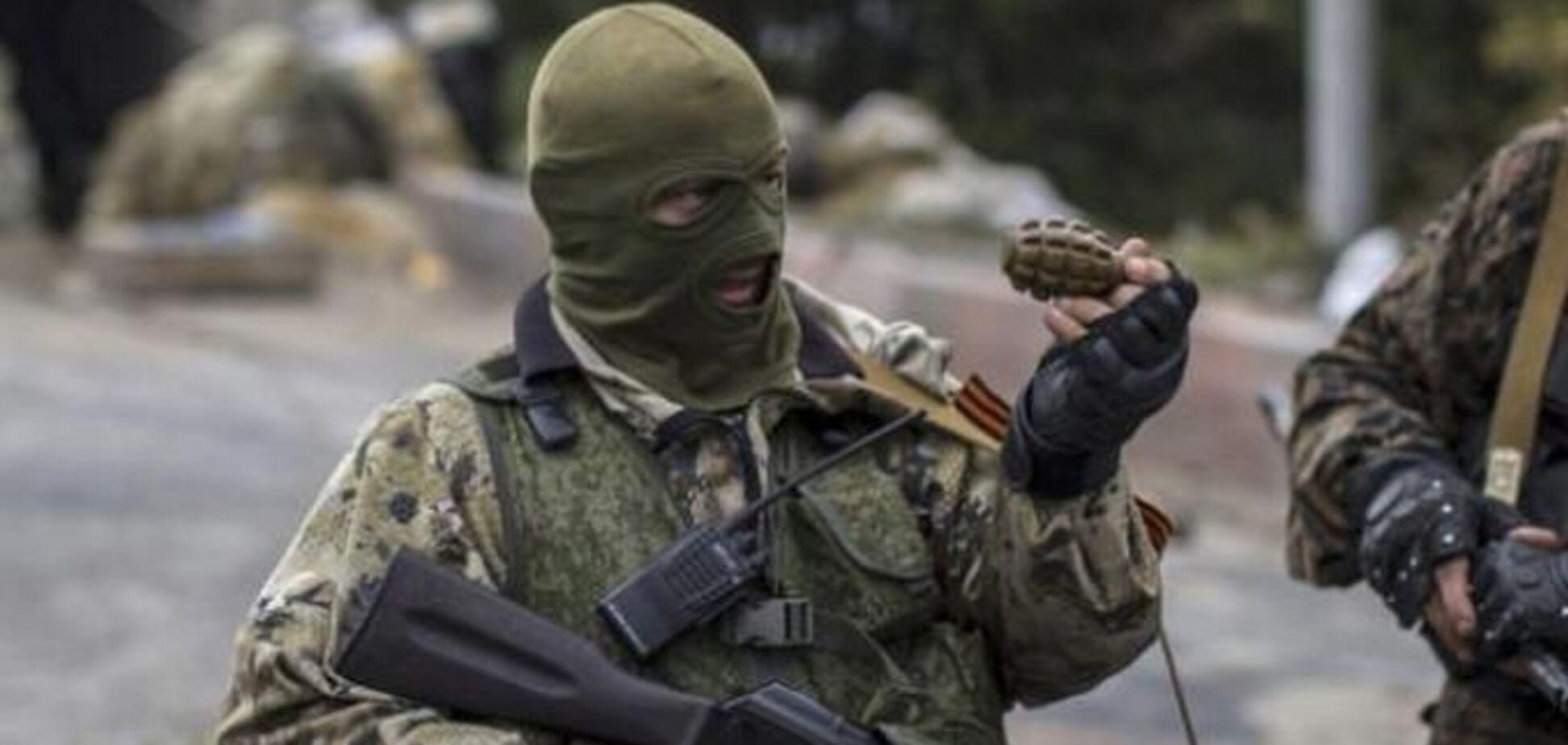 Минус три: офицер ВСУ показал убитых террористов на Донбассе