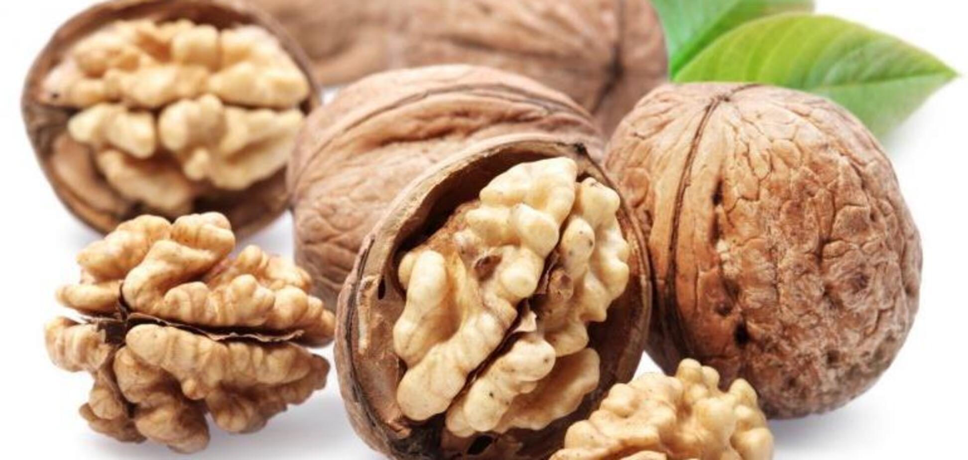 В чому неймовірна користь волоських горіхів