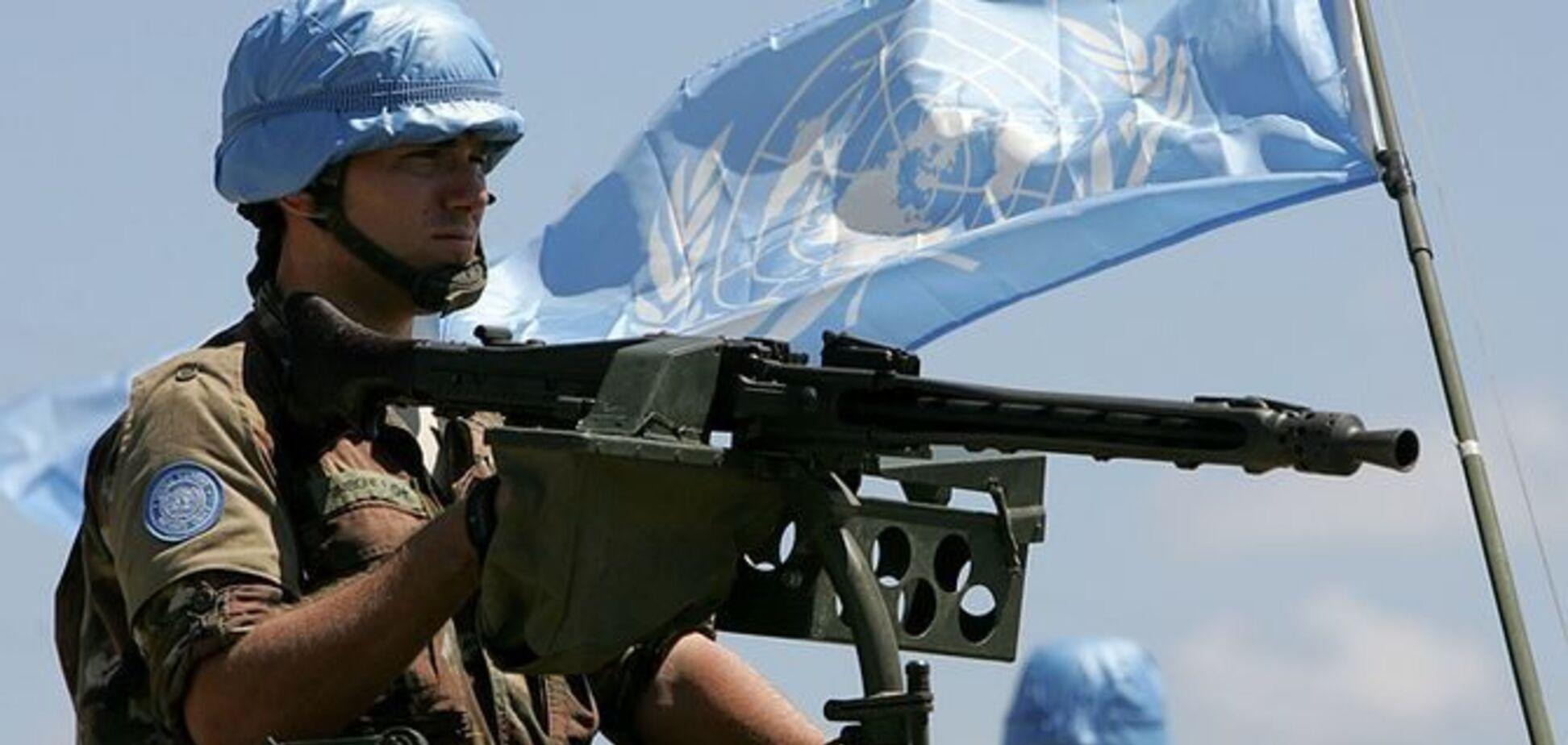 ''Потрібно тиснути'': стали відомі деталі введення миротворчої місії на Донбас