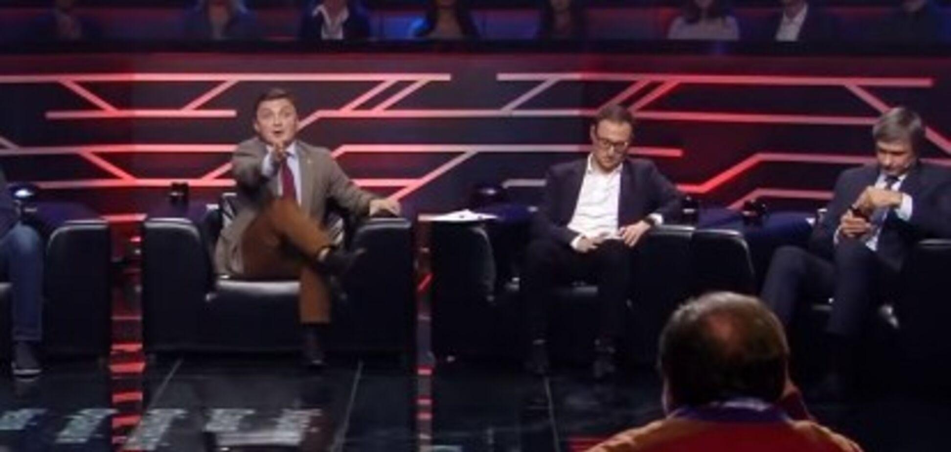 ''Не треба було робити Майдан'': нардеп і економіст зчепилися у прямому ефірі через Януковича