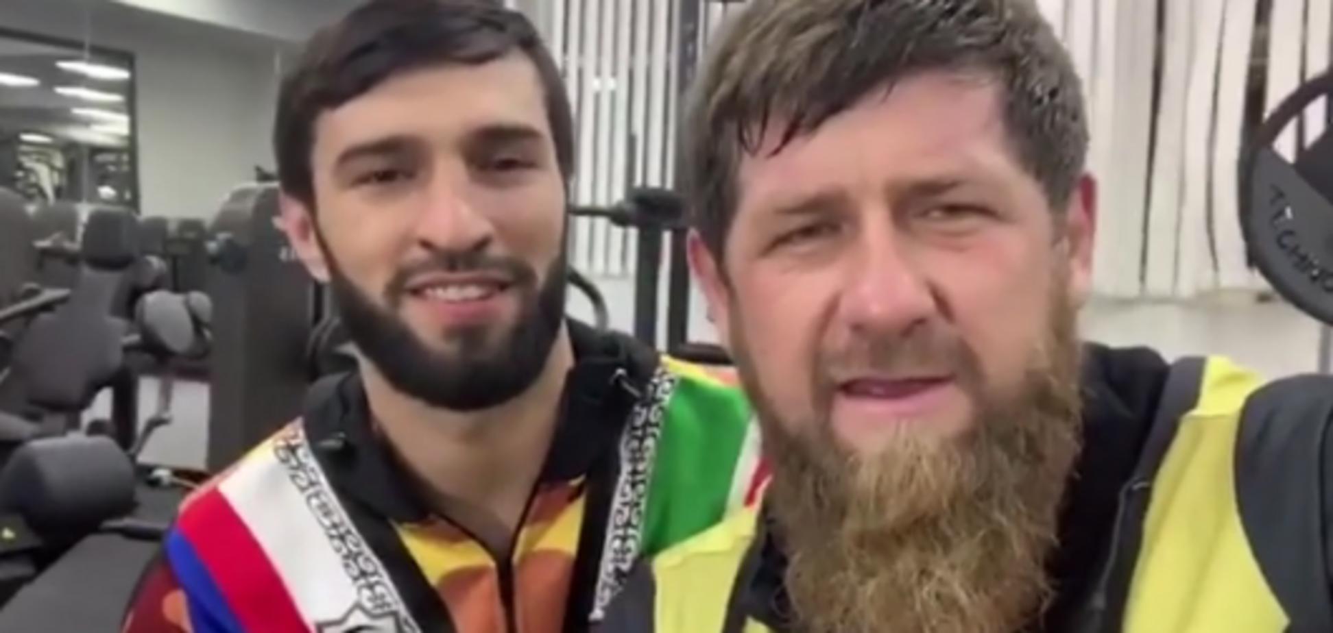 Кадыров стал посмешищем, позвав на бой друзей Конора и Хабиба