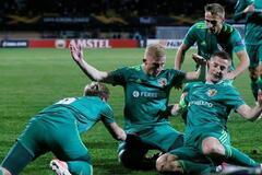 Второй тайм! Карабах – Ворскла: онлайн-трансляция матча Лиги Европы