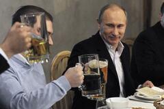 ''Кремлин-гремлин'': в Германии випустили пиво имени Путина