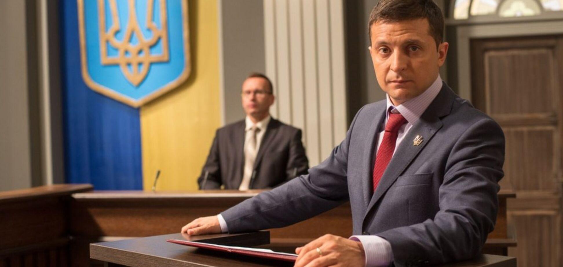КВК чи Коломойський: ЗМІ дізналися, хто стоїть за Зеленським-президентом