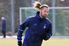 Плюнув невчасно: за що захисника 'Динамо' суворо покарали перед грою з 'Шахтарем'