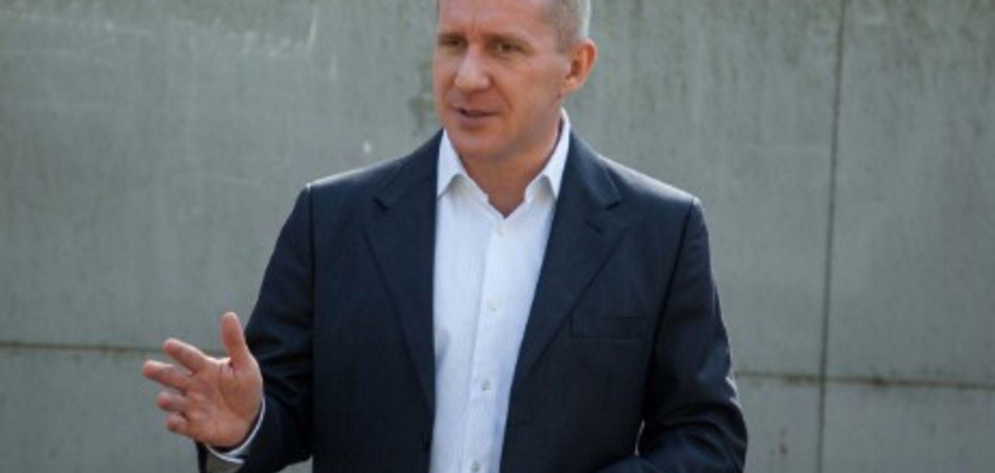 Нардеп попросил Грицака проверить законность обыска гендиректора 'Смарт Мэритайм Груп'