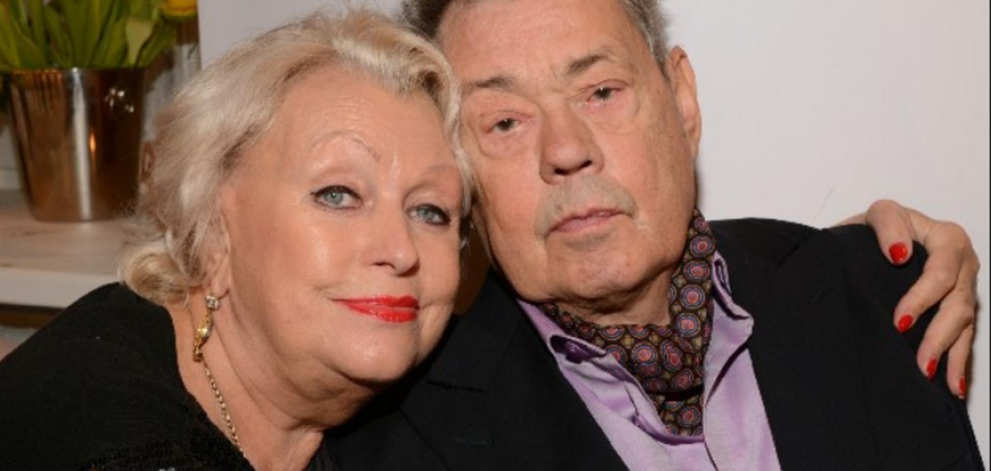 ''Бог пошкодував...'' Дружина Караченцова розповіла про останні дні життя актора