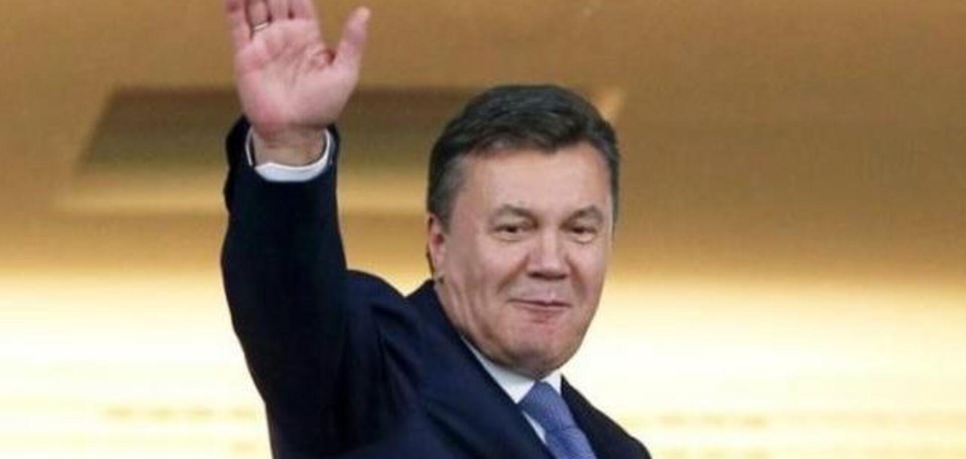 Виявляється, Янукович подавав великі надії