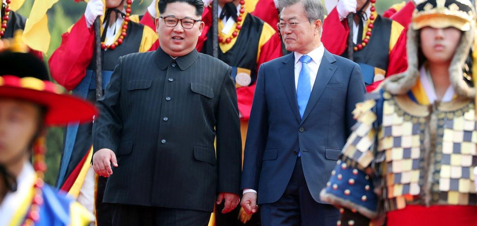 Убрать с границы: КНДР и Южная Корея приняли историческое решение