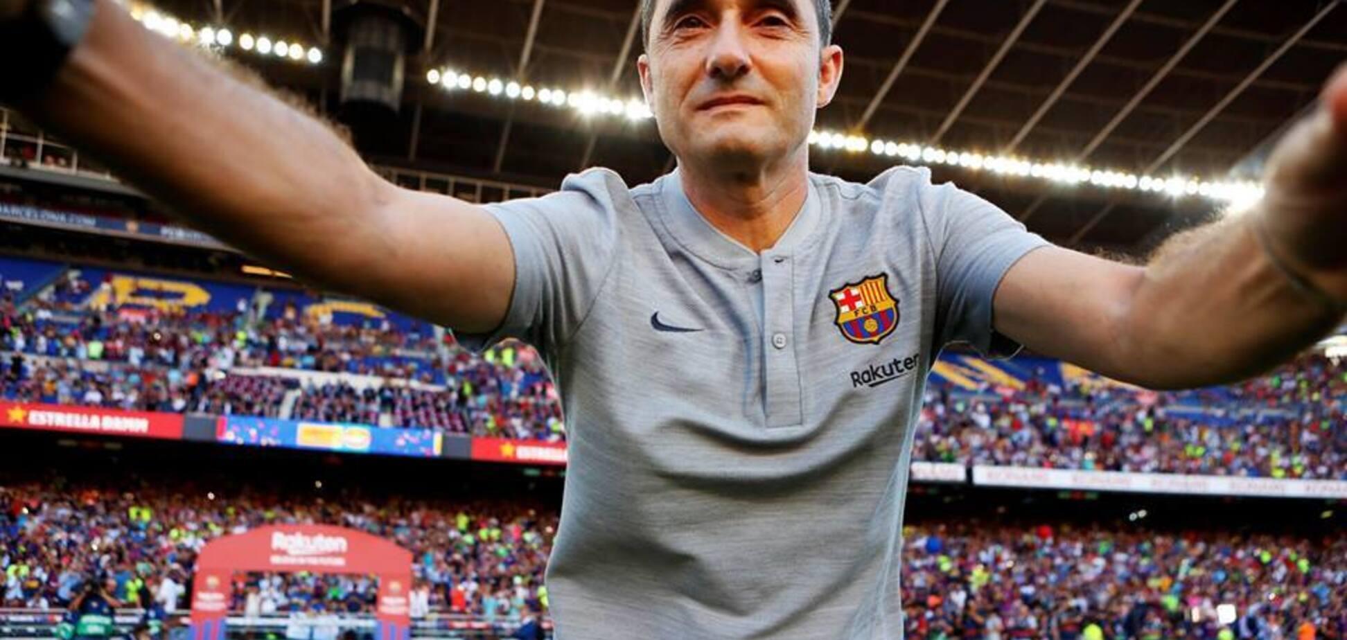 ''Поранений 'Реал'': тренер 'Барселони' висловився перед Ель-Класіко