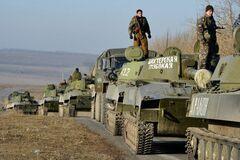 Россия тайно перебросила военную технику на Донбасс: что происходит