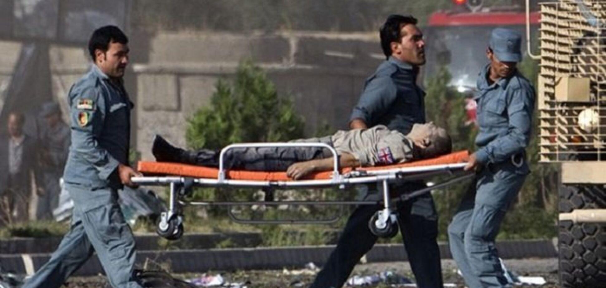 В Афганістані смертник протаранив базу центру безпеки: 7 загиблих, десятки поранених