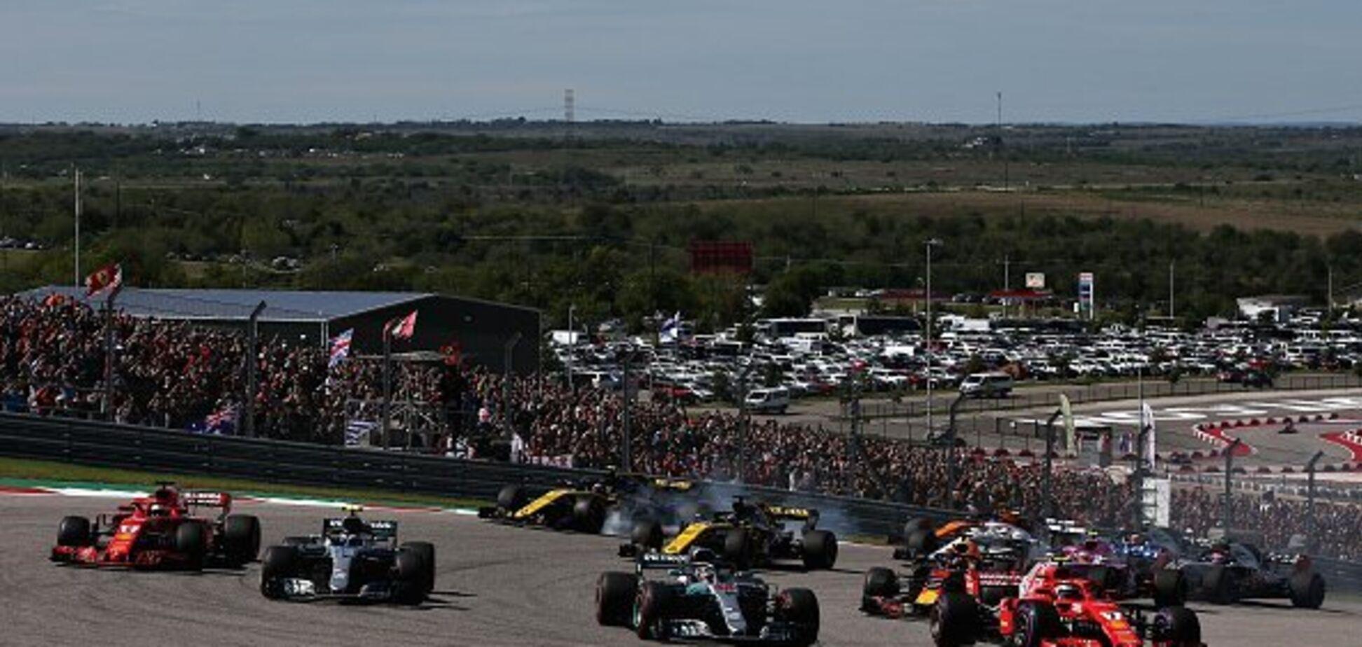 Де дивитися Гран-прі Мексики: розклад трансляцій Формули-1
