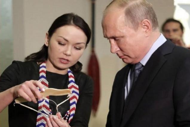 Владимир Путин в Ханты-Мансийске