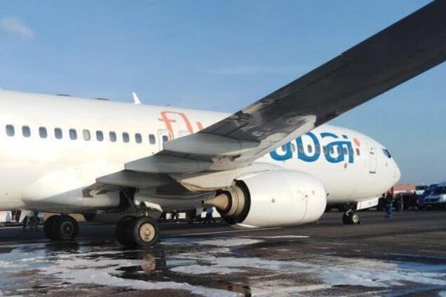 ЧП с самолетом в Одессе