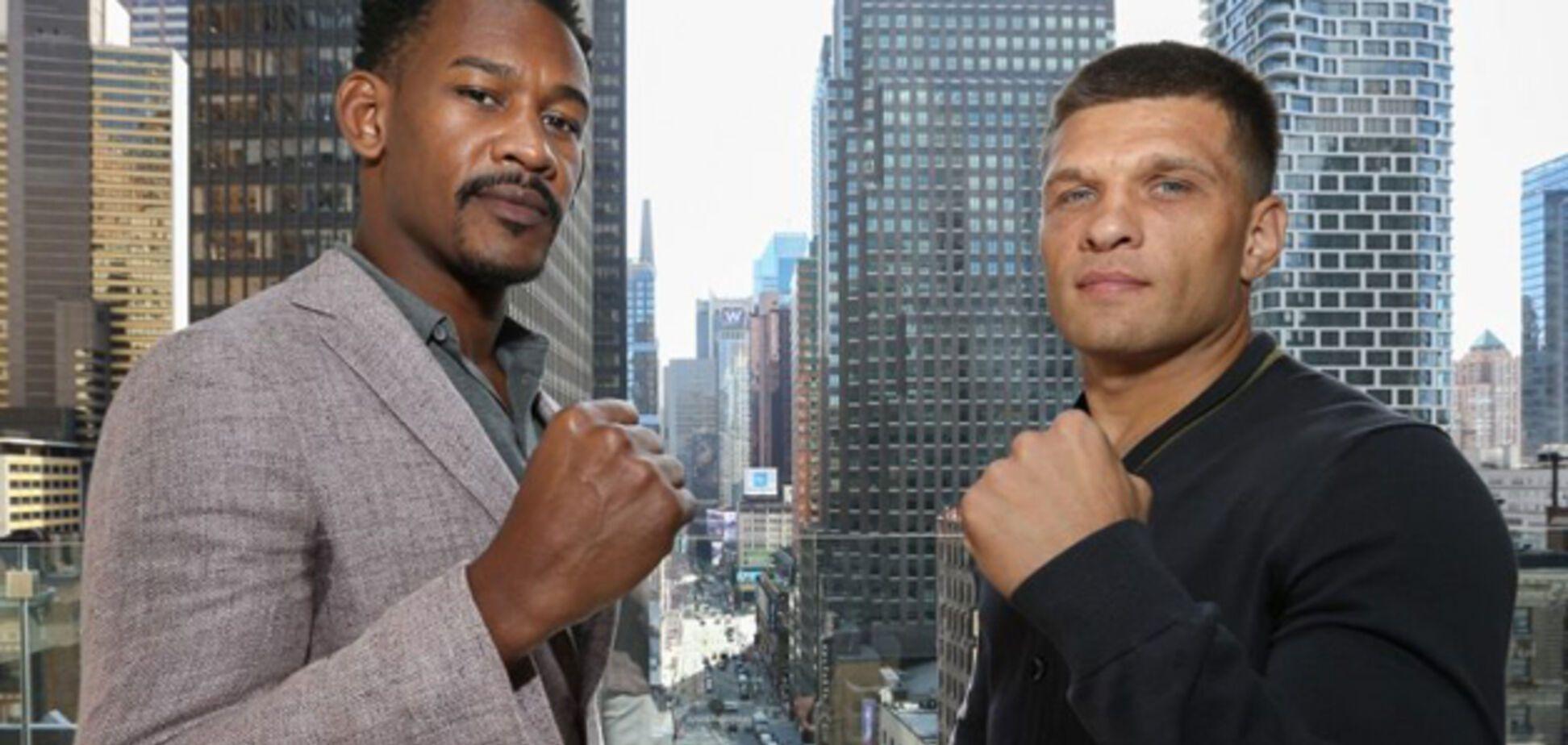 Телеканал 'Интер' опозорился с трансляцией чемпионского боя украинского боксера