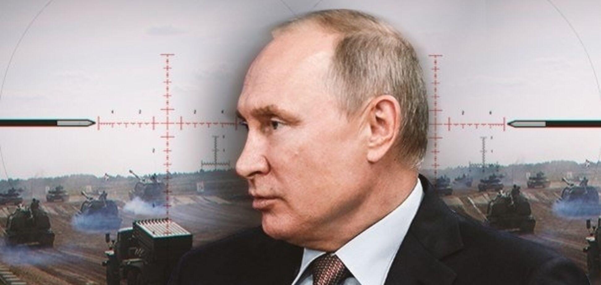 Путин вляпался в историю по имени Владимир-потрошитель
