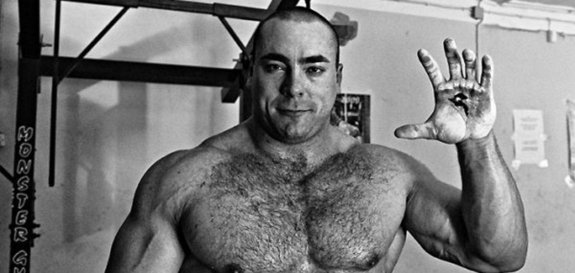 Трагически умер двукратный чемпион мира по пауэрлифтингу