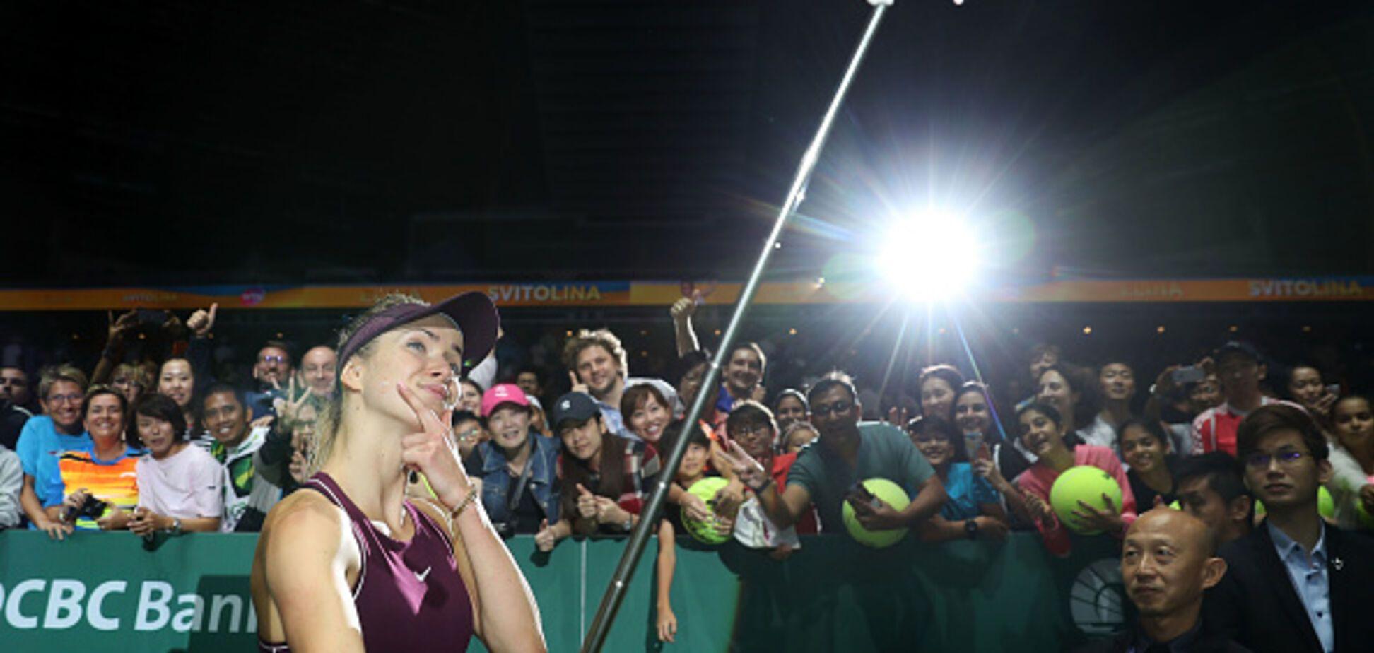 Свитолина - Стивенс: онлайн видеотрансляция финала Итогового турнира