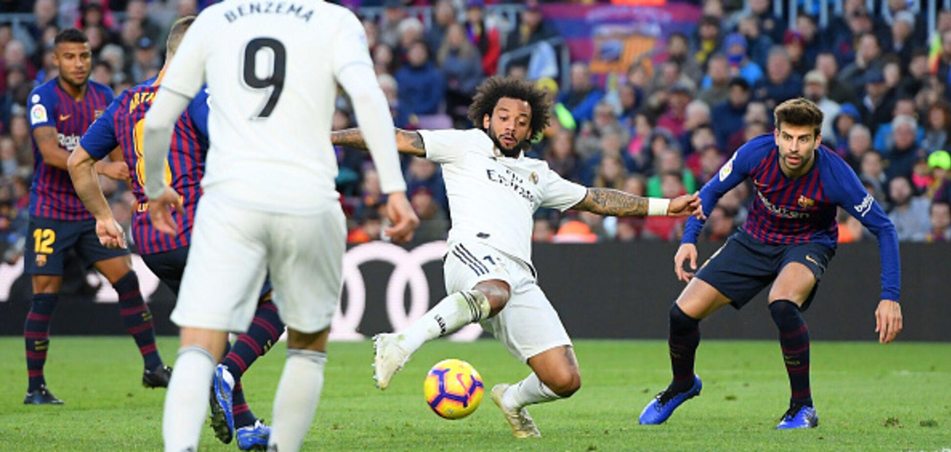 Барселона — Реал: де дивитися онлайн півфінал Кубка Іспанії