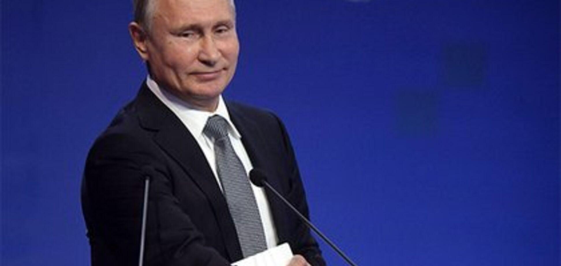 ''Раздуло, как шар!'' В сети подметили нюанс во внешности Путина
