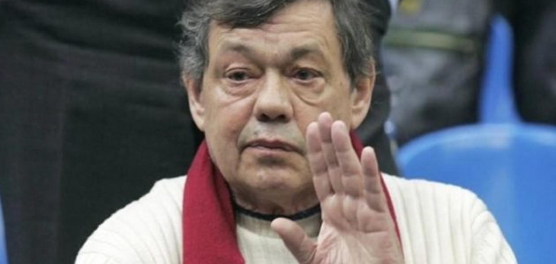 Микола Караченцов