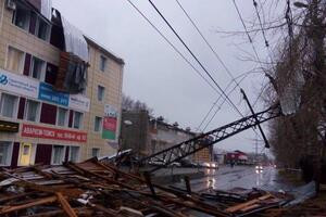 По России пронесся страшный ураган: опубликованы фото