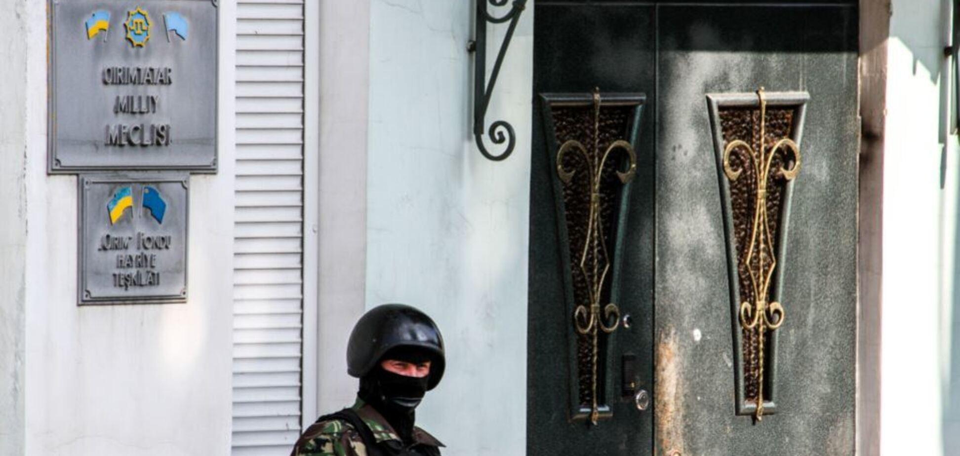 Позарились на имущество: в Крыму оккупанты приготовили новый удар по Меджлису