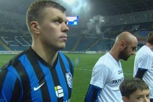 Футболист Гай объяснил антиукраинский поступок