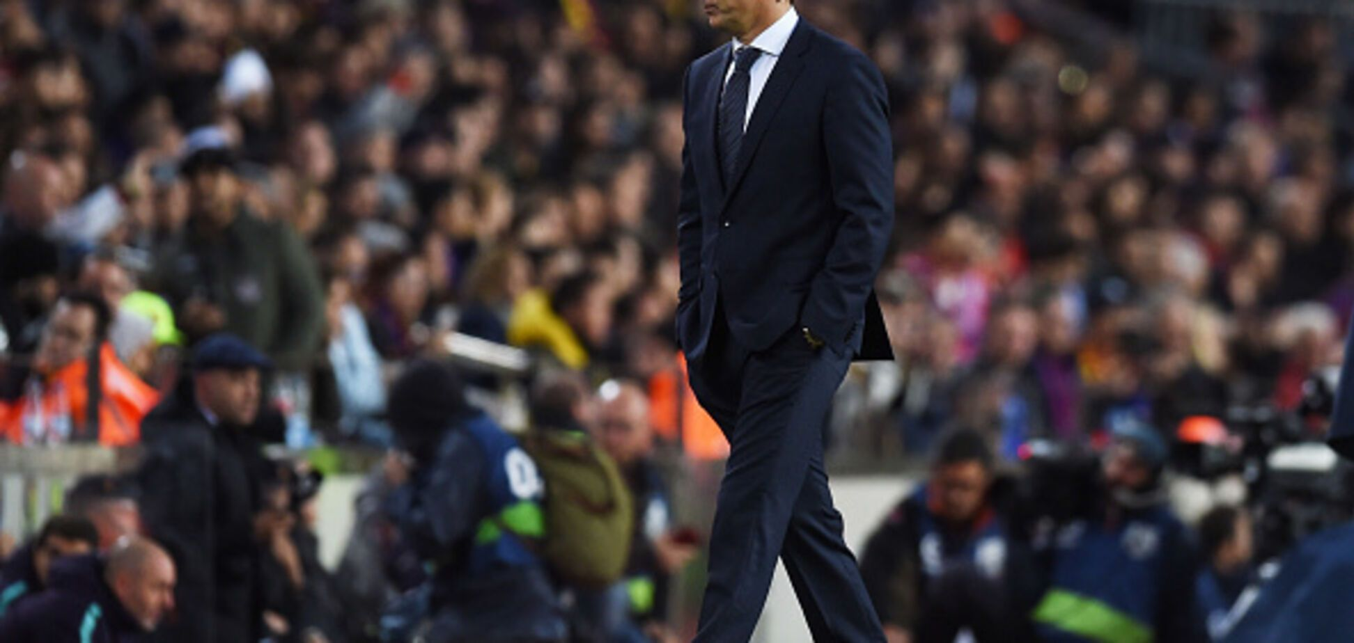 Официально: 'Реал' выгнал главного тренера