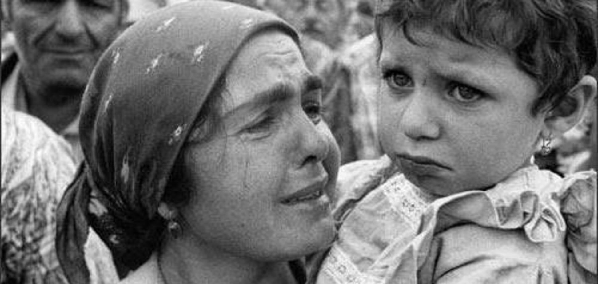 Тысячи домов по всему Крыму опустели...