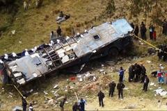 Почти 20 погибших: в Пакистане автобус сорвался в ущелье. Фото и видео