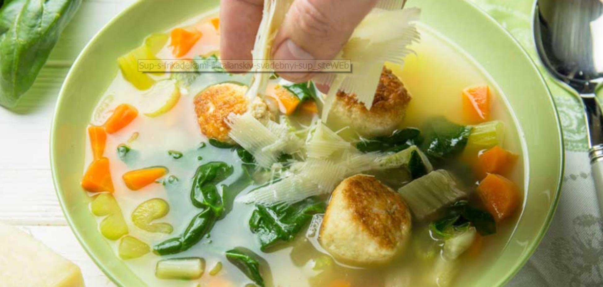 Швидко і смачно: зірковий кулінар захопив шанувальників авторським рецептом супу