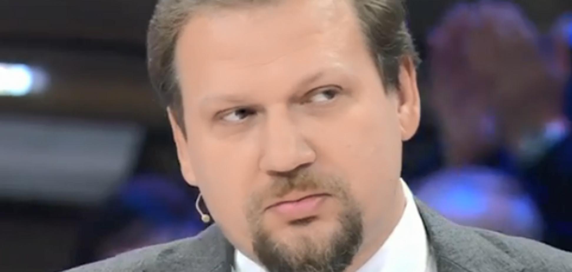 ''Звільнимо від німецьких фашистів!'' Скандальний ведучий відзначився новим маразмом про Україну