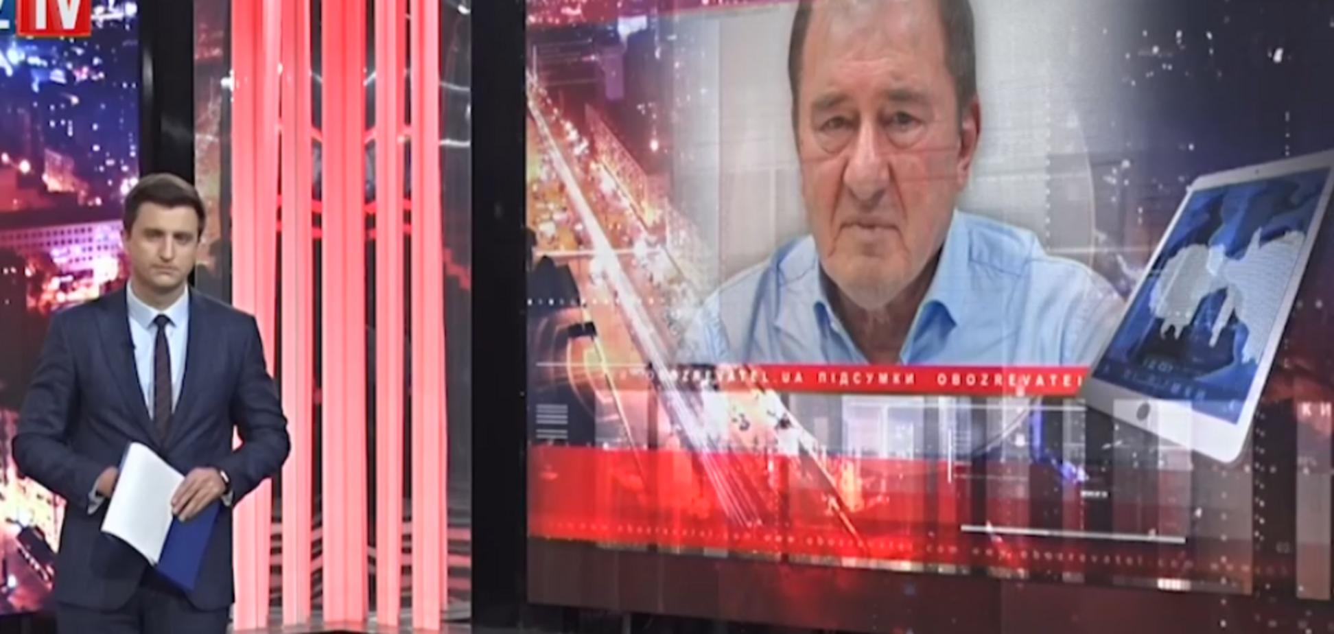 'Після окупації все буде поставлено на місця': Ільмі Умеров