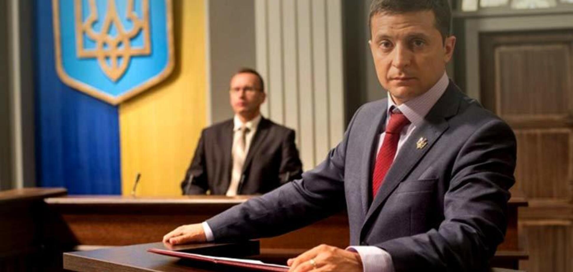 Зеленський йде в президенти? Що це було і хто підтримає ''слугу народу''