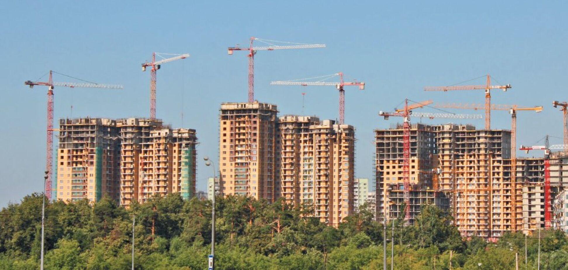 Цены подскочили: на сколько в Киеве подорожали квартиры в новостройках
