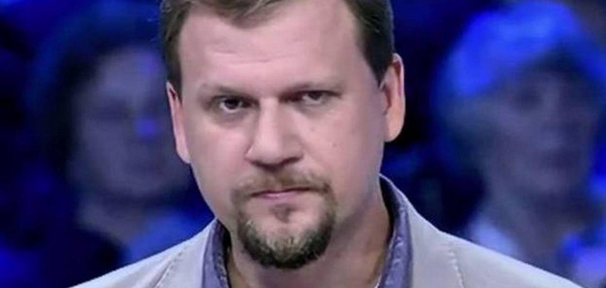 ''Для истерики крыс в Украине'': скандальный ведущий анонсировал новую заварушку в Киеве