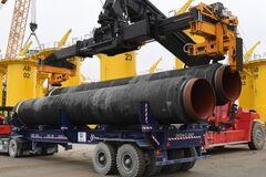''Північний потік-2'': в Росії сподіваються на рекордні поставки газу до ЄС