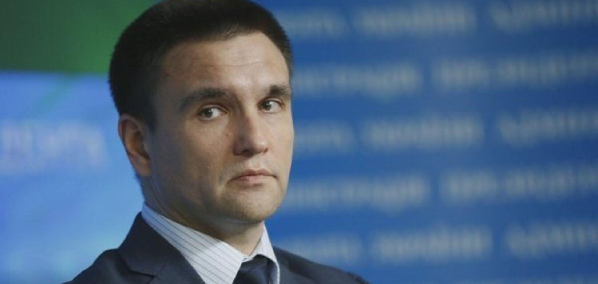 ''Імідж Росії буде нижче плінтуса'': Клімкін відреагував на рішення Сенцова