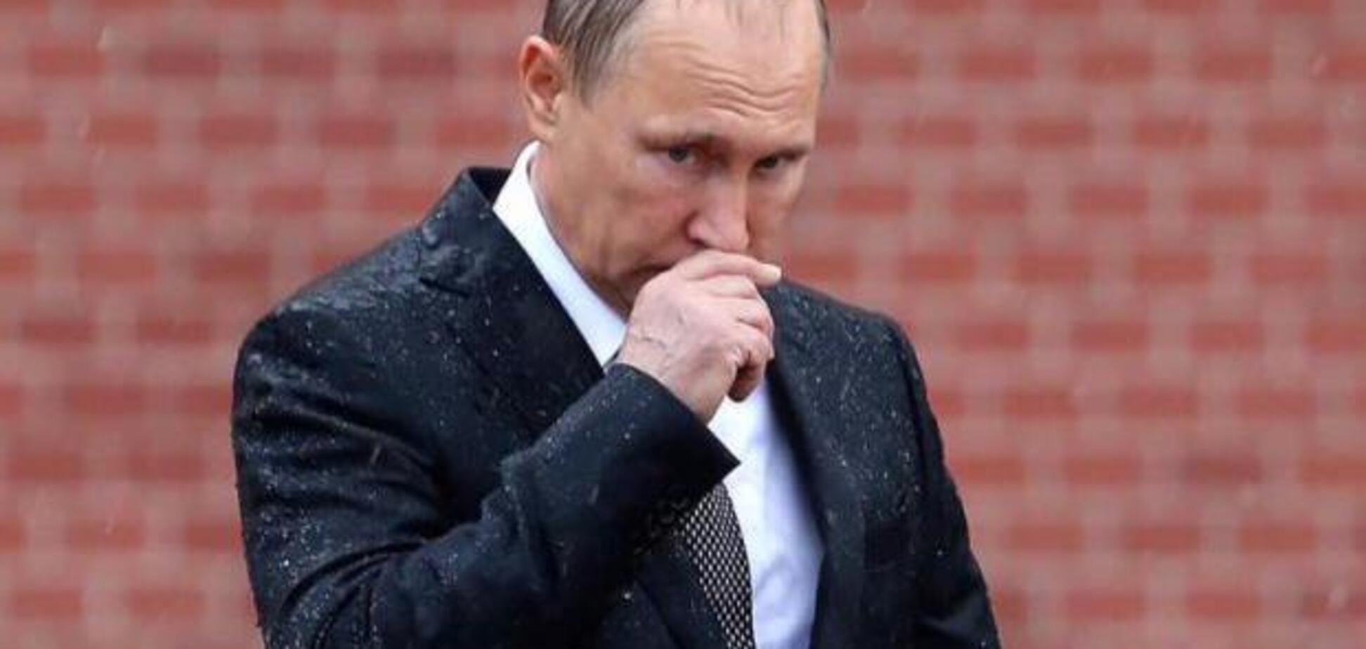 Процесс пошел: Путина загнали в угол