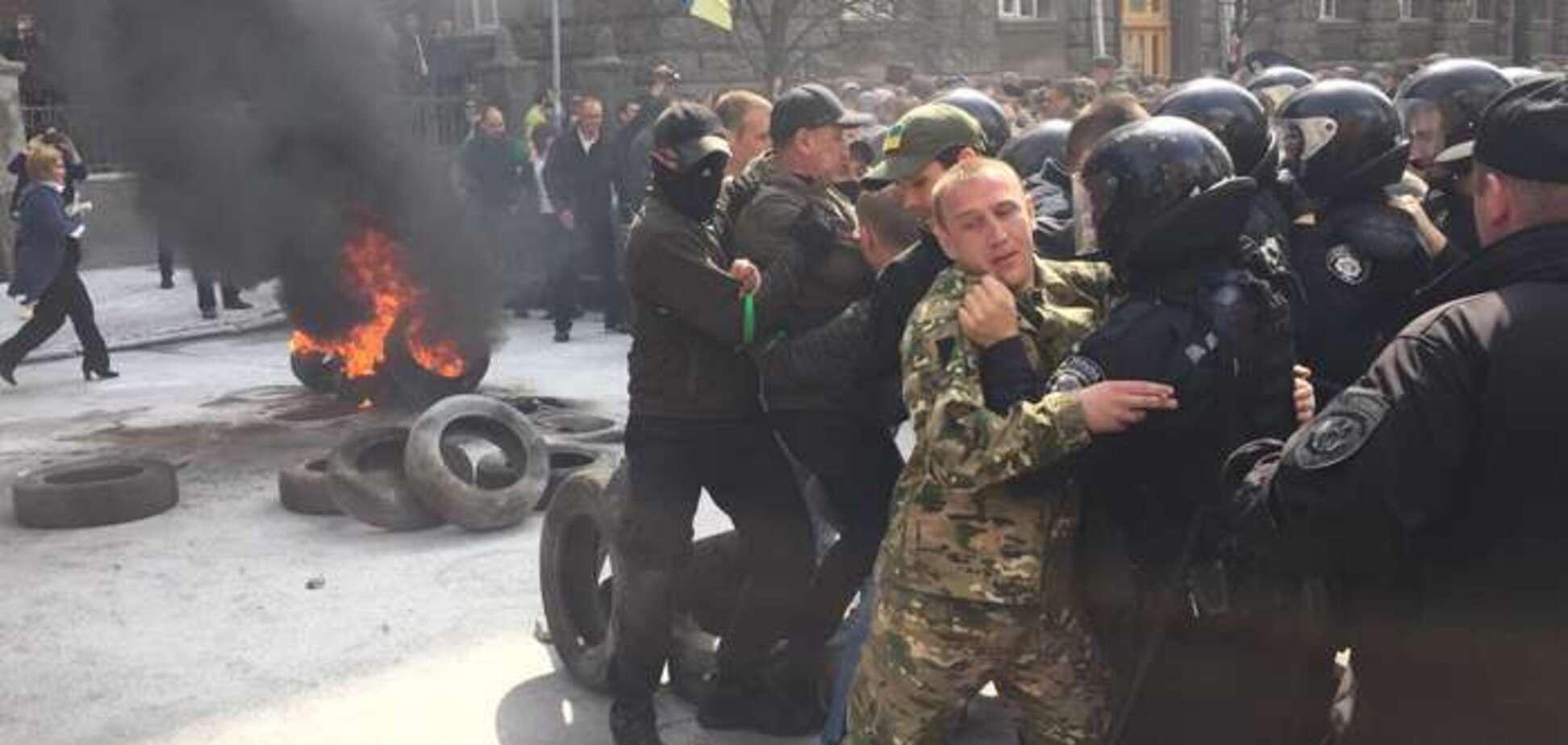 Сын Януковича и известный ведущий хотели устроить беспорядки в Киеве - СБУ