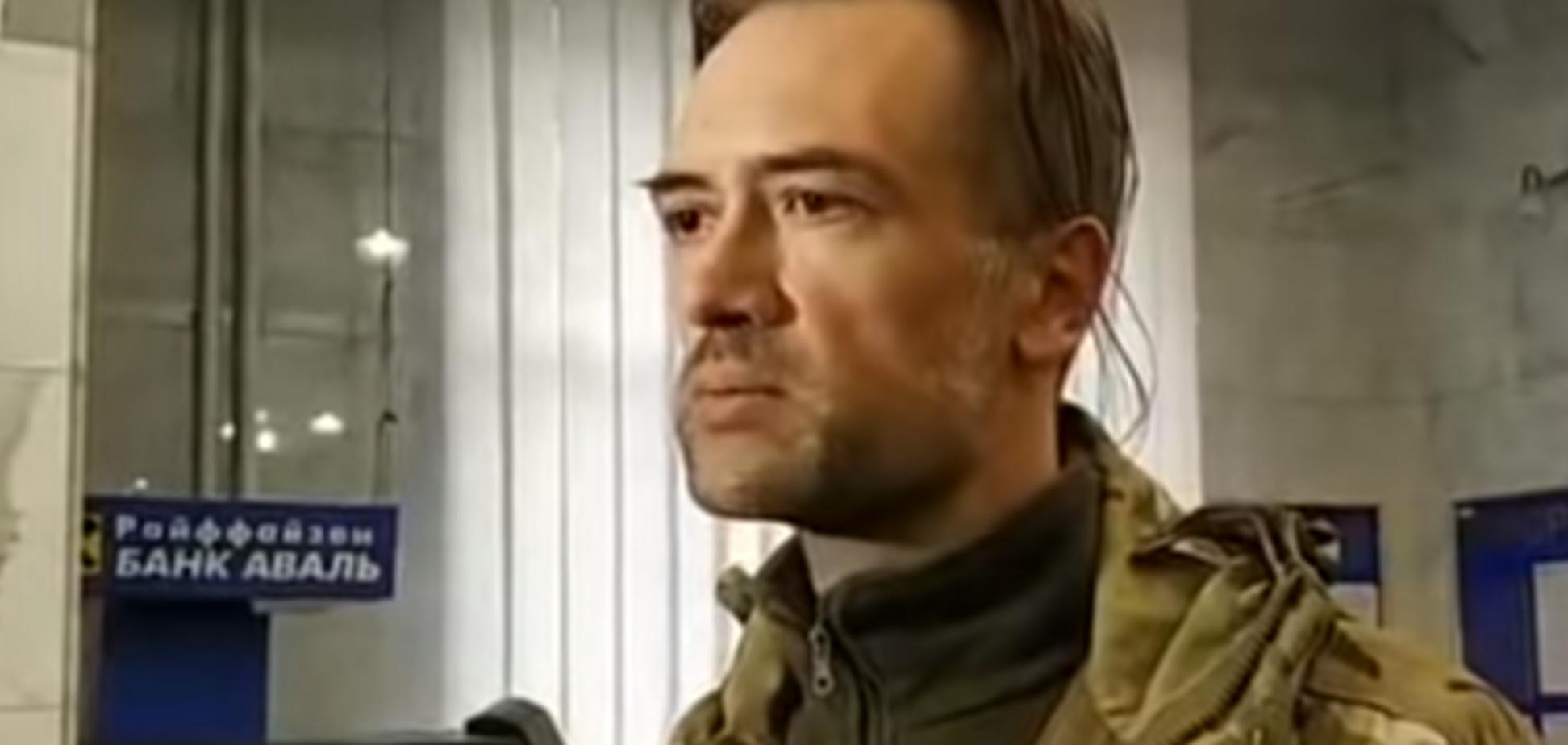 Российский актер-доброволец заявил об угрозах СБУ: ему ответили